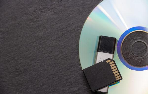 CD / DVD / USB Produktion