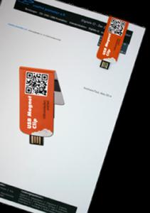 USB Magnet Clip
