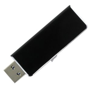 USB Stick Alu Push U102072