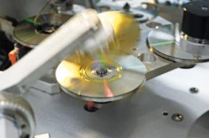 CDs & DVDs brennen