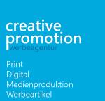creative promotion Werbeagentur I Medienproduktion I Werbeartikel